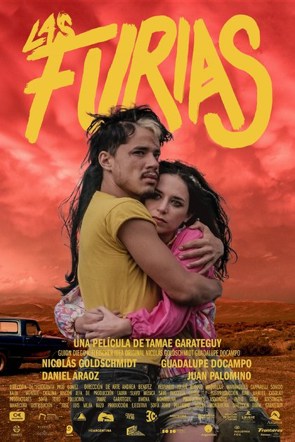 """El poster de """"Las Furias"""""""