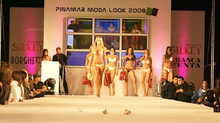 En el 2008, el cuarto desfile