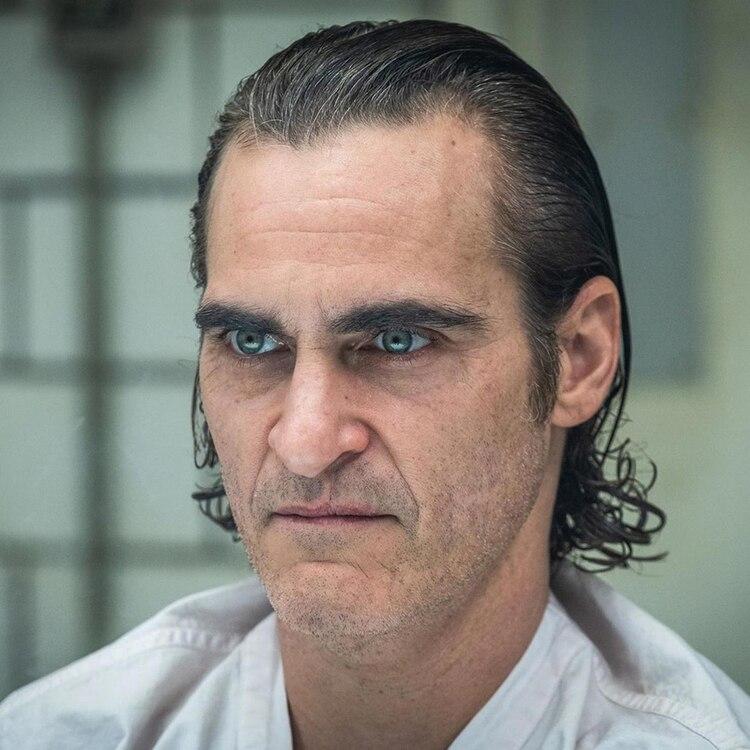 Las expresiones faciales de Phoenix fueron muy trabajadas en la película