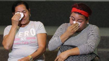 Para las madres de los jóvenes, el caso no termina con la disculpa (Foto: EFE/Mario Guzmán)