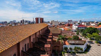 Santa Cruz de la Sierra, la ciudad más rica de Bolivia (Shutterstock)