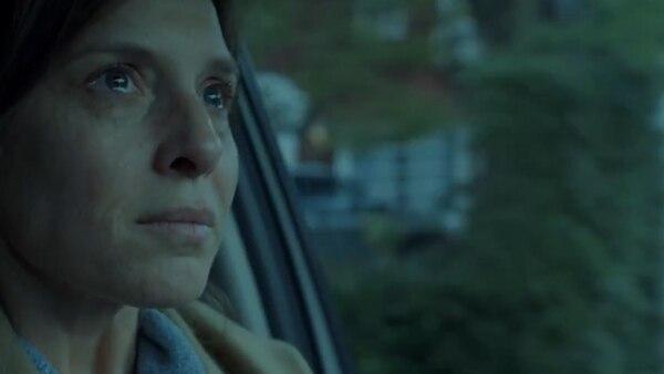 """Carla Peterson interpreta a Susana, la mujer del personaje de Francella en """"Animal"""""""