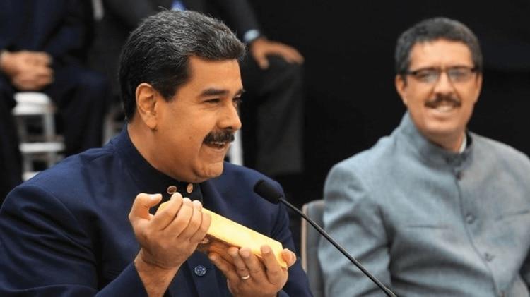¿Dónde está la fortuna fugada por Maduro? Es la pregunta de todos (Crédito: Prensa Presidencial)
