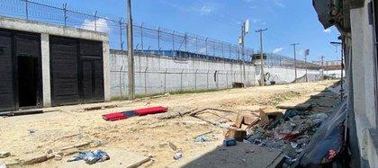 La protesta del 21 de marzo de 2020, en la que murieron 24 reclusos, fue para exigir mayores medidas sanitarias tras la coyuntura por el covid-19, según los reos. Foto: Minjusticia