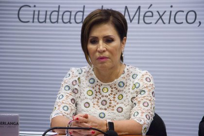 Rosario Robles Berlanga está acusada de desvío de recursos (Foto: Cuartoscuro/Victoria Valtierra)