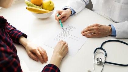La consulta a un nutricionista no debe recordarse como un episodio traumático , ya que puede marcar la vida del paciente para siempre (Getty Images)