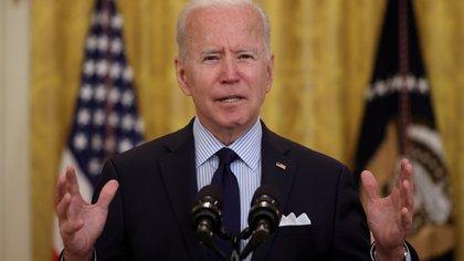 """Joe Biden habló con Benjamín Netanyahu y dijo que Israel """"tiene derecho a defenderse"""""""