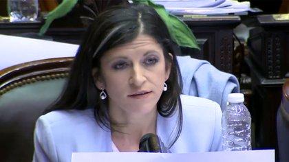 Diputada Fernanda Vallejos