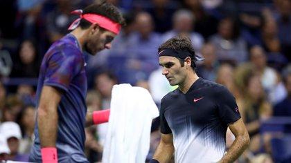 Ante Roger Federer es ante el que más jugó: 25 enfrentamientos con 7 victorias (AFP)