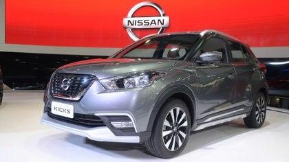 La gran apuesta de Nissan para el Salón del Automóvil: el Kicks, el auto oficial de los JJOO Río 2016(Enrique Abatte)