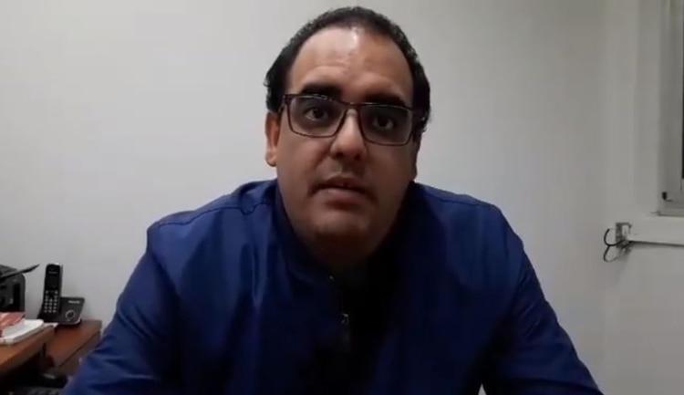 Federico Uriburu,fiscal de Nogoyá