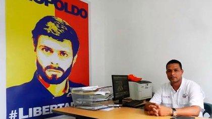 Rada era dirigente del partido Voluntad Popular (VP)