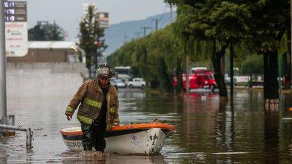 Clima para este 13 de mayo: tras las inundaciones en CDMX, Edomex y Puebla, se esperan lluvias fuertes en 25 estados