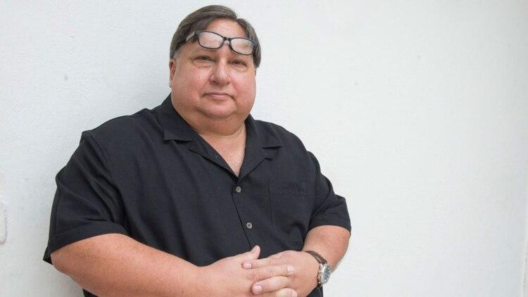 """El comentarista de televisión Jaime Arellano regresó a Nicaragua en agosto pasado desde el exilio. """"Vine a abrir camino"""", dice. (Cortesía La Prensa)"""