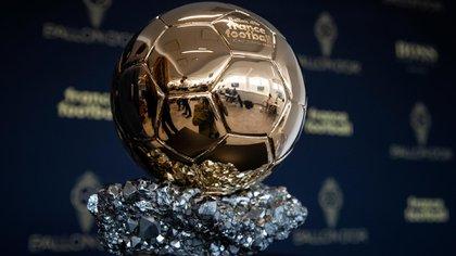 la revista France Football dio a conocer la segunda tanda de los nominados al Balón de Oro Dream Team (AFP)