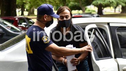 Juan Ignacio Buzali fue detenido el 8 de enero pasado (Aglaplata)