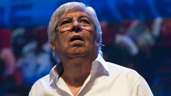 Hugo Moyano liderará la marcha del 21 de febrero (NA)