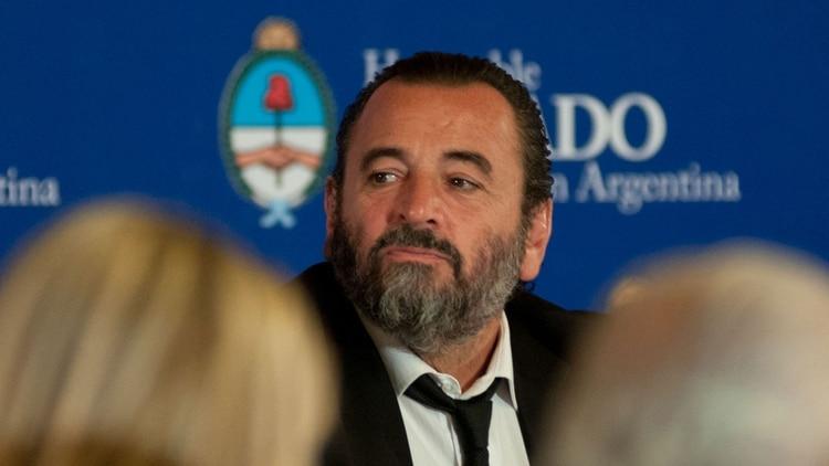 José Campagnoli, fiscal de la causa (NA)