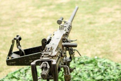 Una Browning M2 (Shutterstock)