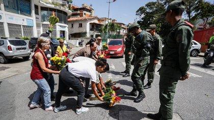 Atravesada por una crisis social, política y económica sin precedentes, la ola de asesinatos en Venezuela no parecer tener fin