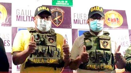 Autoriades rescataron a dos ciudadanos secuestrados en Barranquilla