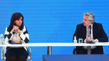 Cristina Kirchner y Alberto Fernández apuntaron contra la Corte Suprema en los últimos días