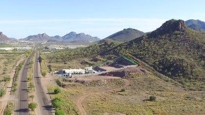 La base operativa de Guaymas tiene un contrato de 2019 y hasta 2021, por la que se pagarán más de 7 millones de pesos. Crédito: El Malpensado