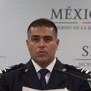 CIUDAD DE MÉXICO, 15AGOSTO2016.- El comisario general Omar Hamid García Harfuch, jefe de la división de investigación de la Policía Federal, informo que elementos de la Procuraduría General de la Republica y la Armada de México capturaron a una banda de secuestradores en el estado de Oaxaca, quienes tenían privadas de su libertad a dos menores de edad FOTO: ANTONIO CRUZ /CUARTOSCURO.COM