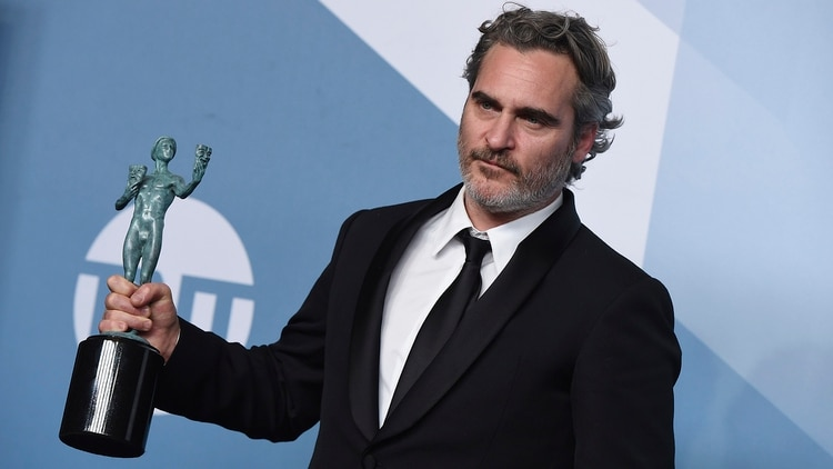 Joaquin Phoenix (Foto: Jordan Strauss/Invision/AP)