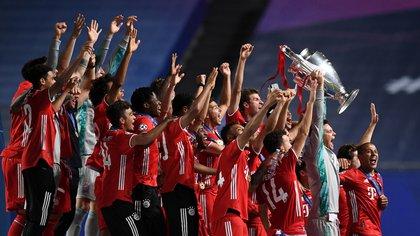El Bayern Múnich es el último campeón de la Champions League (Reuters)
