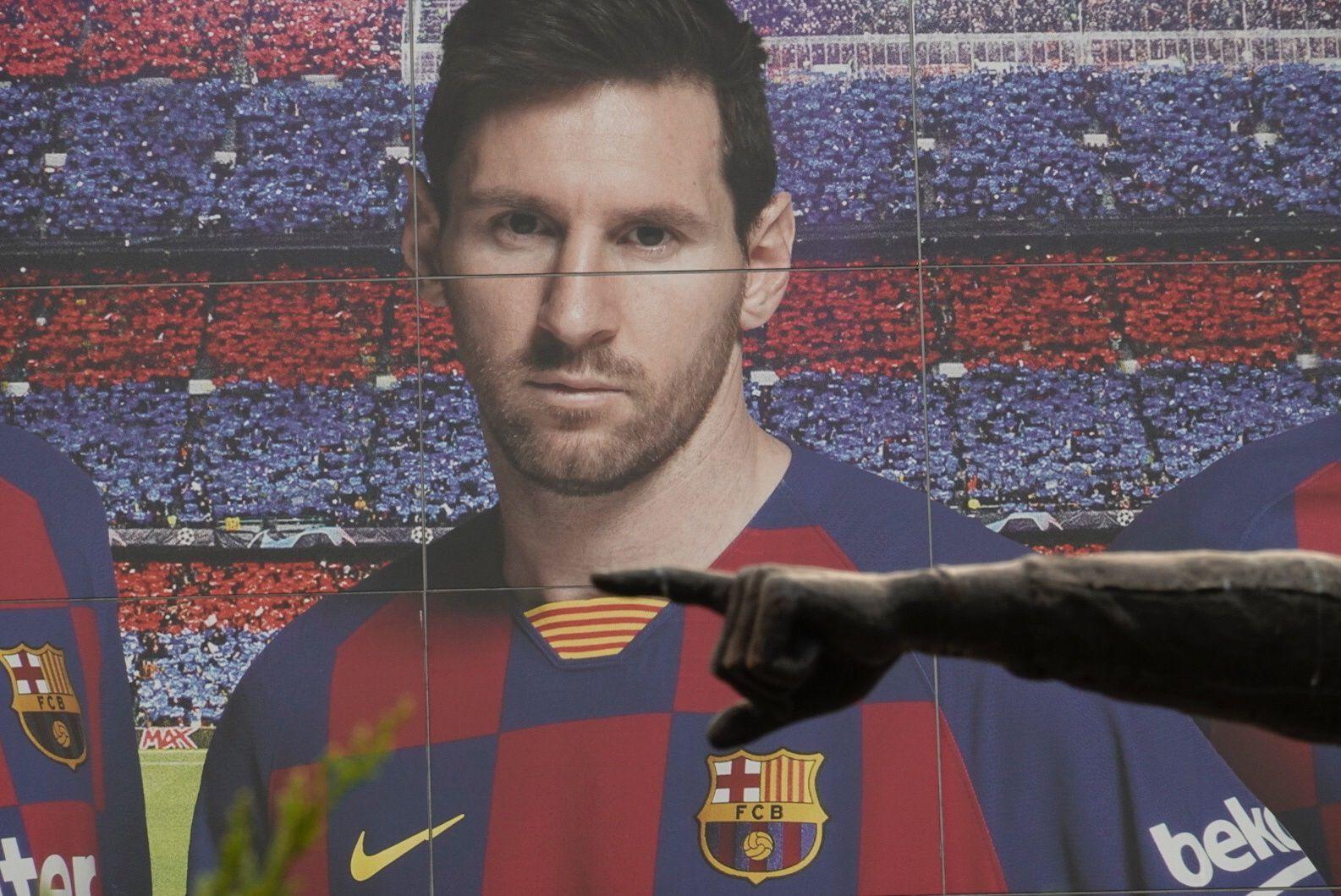 """""""La realidad es que el jugador estaba imposibilitado humana, y hasta diría jurídicamente, de irse el 10 de junio"""", dice uno de los abogados que analiza el tema (Foto: EFE)"""