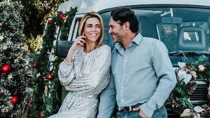 Gaby Crassus regresa a TV Azteca después de la trágica muerte de su esposo Rodrígo Mejía