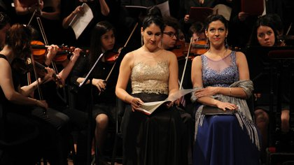 Celebración Musical de la Reforma, Teatro Colón (Sofía Montiel)
