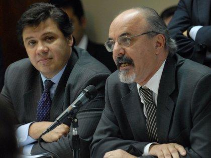 """La última """"personería social"""" fue firmada por el ex ministro de Trabajo Carlos Tomada. Fue para la CTEP, de Juan Grabois, un día antes que Cristina Fernández de Kirchner dejara la Casa Rosada. (NA)"""