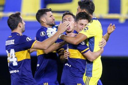 Andrada se reencontrará mañana con el plantel de Boca (FotoBaires)