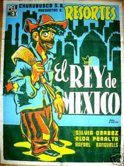 """Los personajes de """"Resortes"""" fueron fundamentalmente de extracción humilde (Foto: Imcine)"""