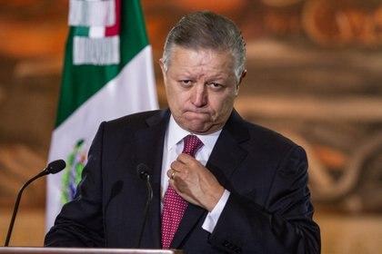 Arturo Zaldívar Llelo de Larrea, Magistrado Presidente de la Suprema Corte de Justicia de la Nación (FOTO: VICTORIA VALTIERRA /CUARTOSCURO.COM)