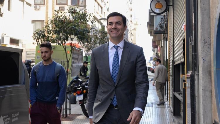 Urtubey es uno de los dirigentes peronistas que aspira a ser presidente en 2019 (Julieta Ferrario)