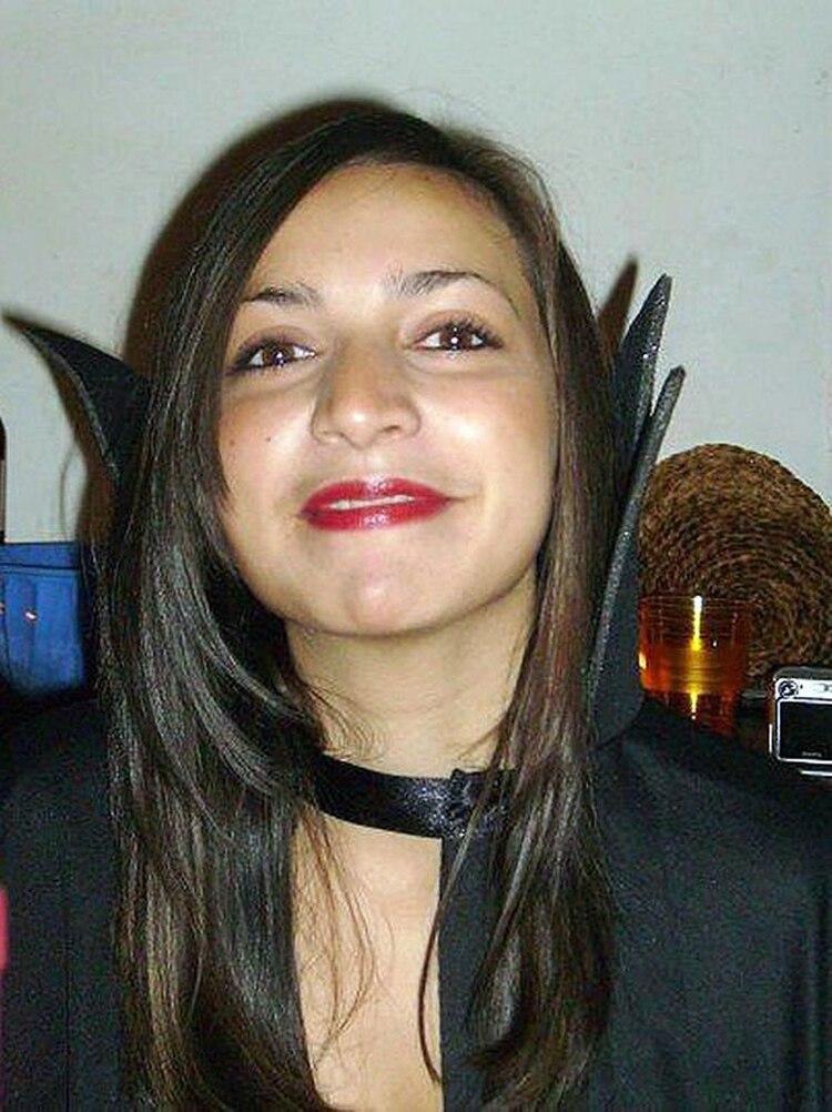 Meredith Susanna Cara Kercher tenía 21 años cuando fue brutalmente asesinada