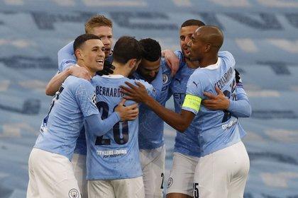 El City había ganado 2 a 1 en París (Reuters)