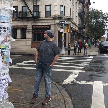 Más delgado y paseando por NYC