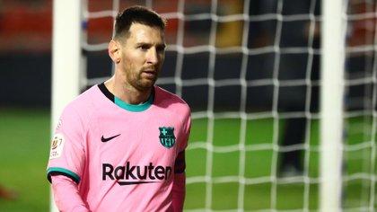 Messi espera que el ganador de las elecciones le presente un proyecto ambicioso para decidir su continuidad (Reuters)