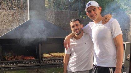 Deck y Campazzo, juntos de España a la NBA (@gabrieldeck14)
