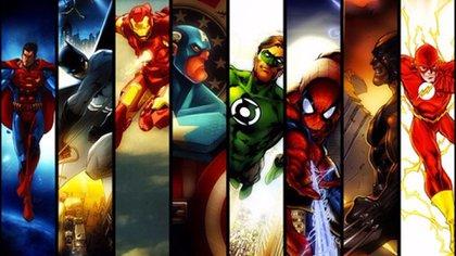 Basados en hechos científicos, un grupo de expertos determinó quién es el mejor superhéroe de todos