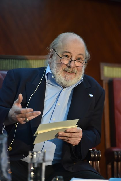 El juez federal Claudio Bonadio (Foto: Guillermo Llamos)