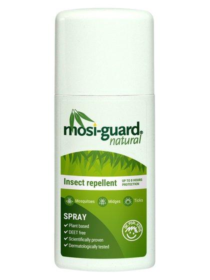 """Se llama Mosi-guard Natural®y se detectó que estos aerosoles contienen citriodiol y """"pueden matar el virus"""""""