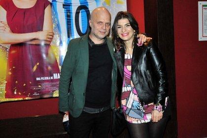 Sebastián Wainraich y Dalia Gutmann