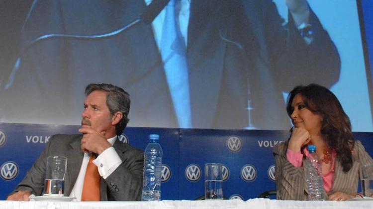 Felipe Solá le confesó a su círculo íntimo que él integraría la fórmula con Cristina Kirchner