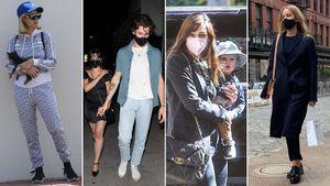 La romántica salida de Camila Cabello y Shawn Mendes en Los Ángeles, el día de compras de Jennifer Lawrence en Nueva York: celebrities en un click