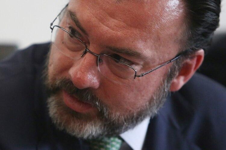 Luis Videgaray fue considerado el hombre más cercano a Peña Nieto durante su mandato (Foto: Reuters)